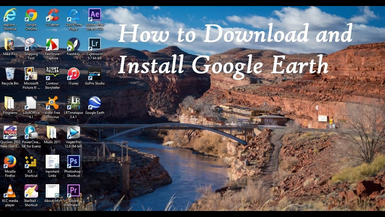 google earth software free download cnet