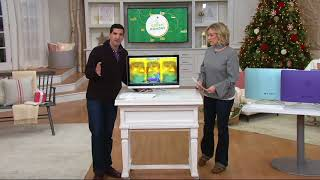 """HP 24"""" Touch All-in-One PC AMD A9, 1TB HDD w/ Software Kit & Office Option on QVC"""