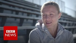 Blowing the whistle on Russia's drug cheats   BBC News