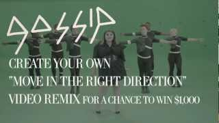"Enter the Gossip ""Move in The Right Direction"" Video Contest"