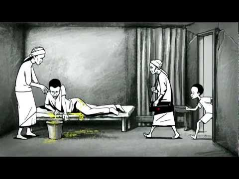 The Story of Cholera: Haitian Creole