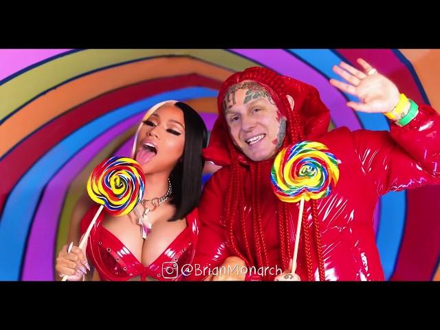 Trollz Video Clip With Michael Rapaport and Nicki Minaj