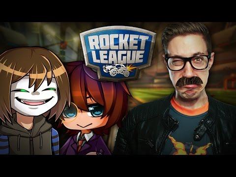 Rocket League mit GermanLetsPlay und Zombey!