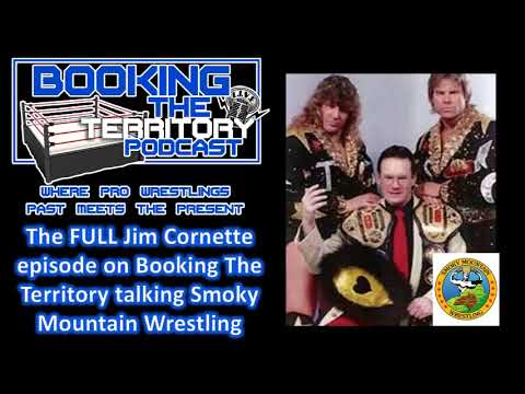 Jim Cornette Full Episode on Booking The Territory August 2017