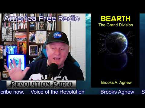 Time to Begin the New Year: America Free Radio with Brooks Agnew 30 Dec, 2020