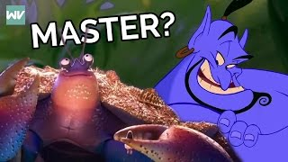Tamatoa Was Genie's Master | Moana Theory: Discovering Disney
