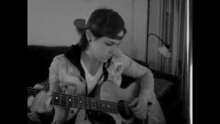 """What Goes Around"" (Justin Timberlake acoustic cover) - Stephanie Berlanga"