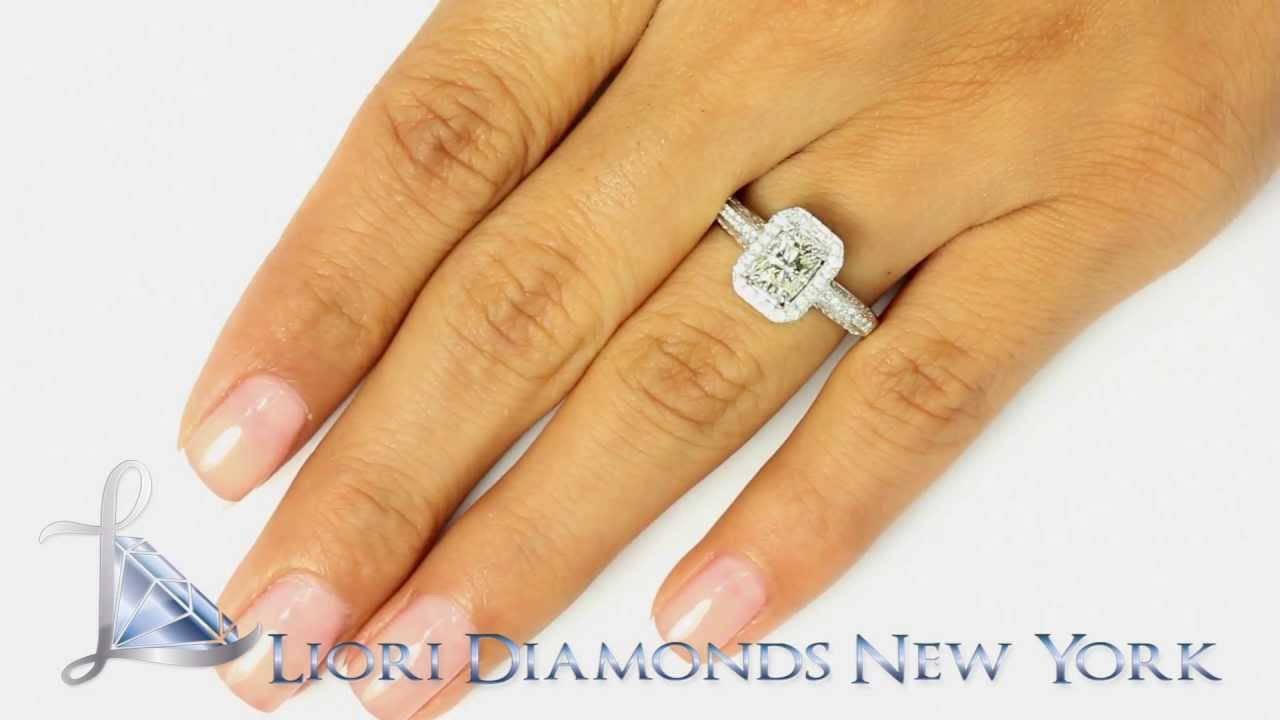 Er 1011 1 65 Carat J Vs1 Cushion Cut Natural Diamond