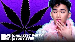 Highs & Lows ft. Bretman Rock | MTV's Greatest Party Story Ever