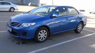 Toyota Corolla 2010 за 8200$ на Продажу!