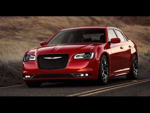 2017 Chrysler 300 Srt8 Test Drive Top Sd Interior And Exterior Car Review