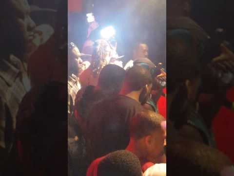 Lucci gives the Memphis cartel respect in Memphis