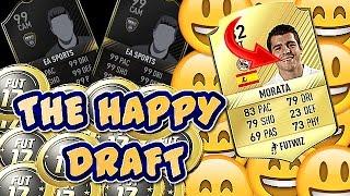 Video FIFA 17 | THE HAPPIEST DRAFT EVER! EVERYONES HAPPY!! :D download MP3, 3GP, MP4, WEBM, AVI, FLV Agustus 2017