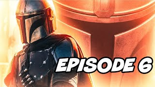 The Mandalorian: Episode 6 ALL Easter Eggs and Breakdown