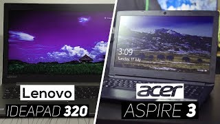 Lenovo Ideapad 320 VS Acer Aspire 3 2018! - Which Is The Better Budget Laptop?