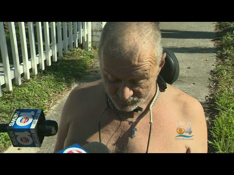 WIOD-AM Local News - Wheelchair-bound Man Rescued in Pompano Beach Fire