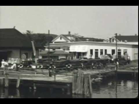 1929 Cruise Mt Washington Steamer Lake Winnipesaukee