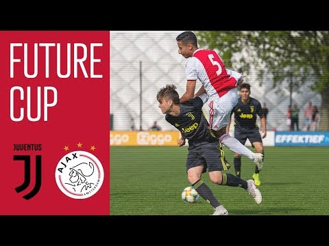 Today Juventus U17 won the Future Cup final vs. Ajax 2-1 with 10 men. Here is highlights from the game.