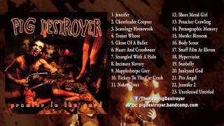 PIG DESTROYER - 'Prowler in the Yard' (Full Remastered Album Stream)