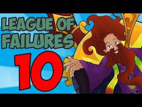 League of Failures #10