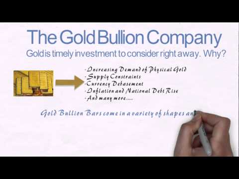The Gold Bullion Company