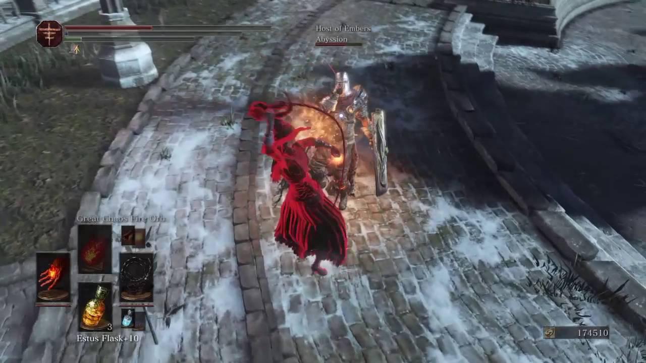 how to build a sorcerer dark souls 3