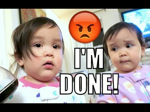 Thumbnail: I'M DONE BEING PATIENT! - January 04, 2016 - ItsJudysLife Vlogs