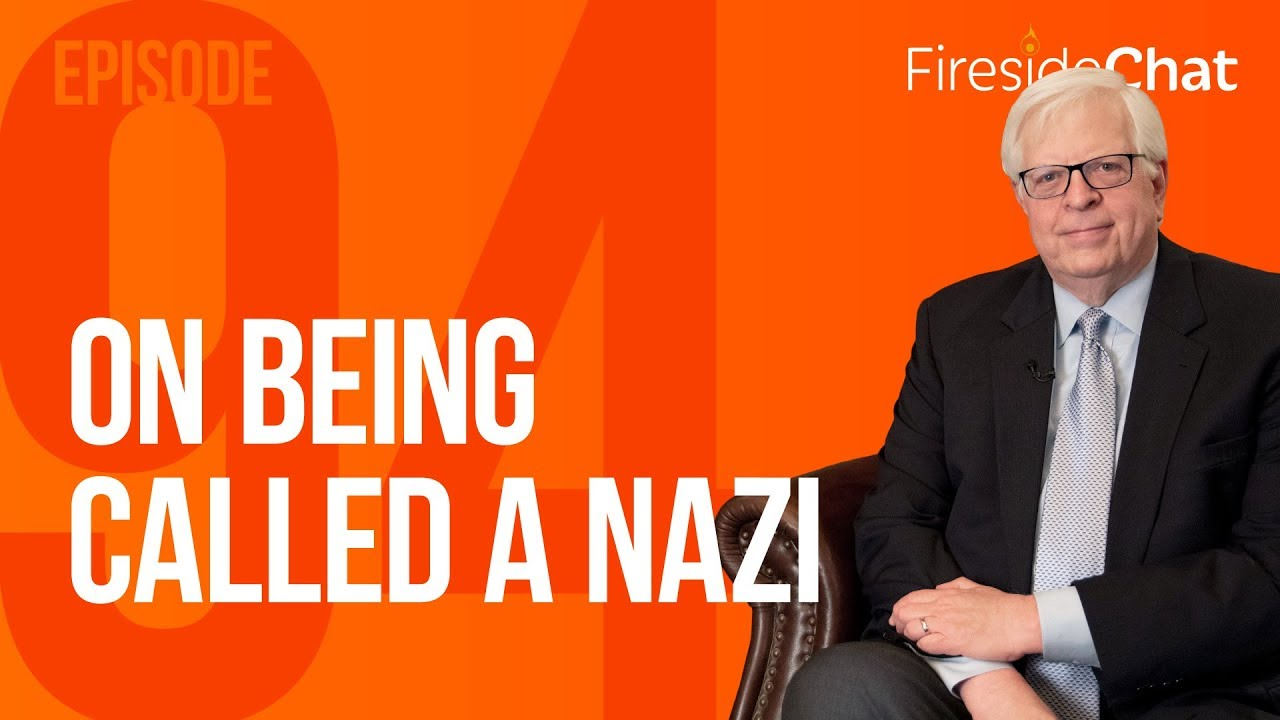 PragerU Fireside Chat Ep. 94—On Being Called a Nazi