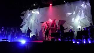 Leona Lewis Glassheart Tour Frankfurt Intro Come Alive
