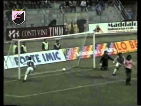 1991-92 -  Serie B - Palermo Udinese 3-1
