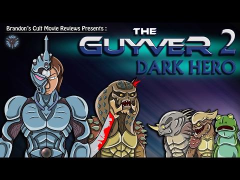 Brandon's Cult Movie Reviews: Guyver 2: Dark Hero