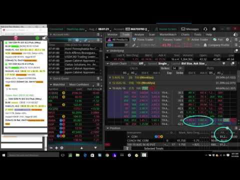 8.2.2016 How I made Almost $1000 in 30 Minutes in COH