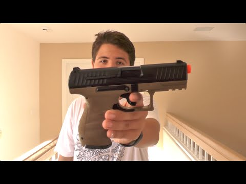 Best Affordable Airsoft Gun