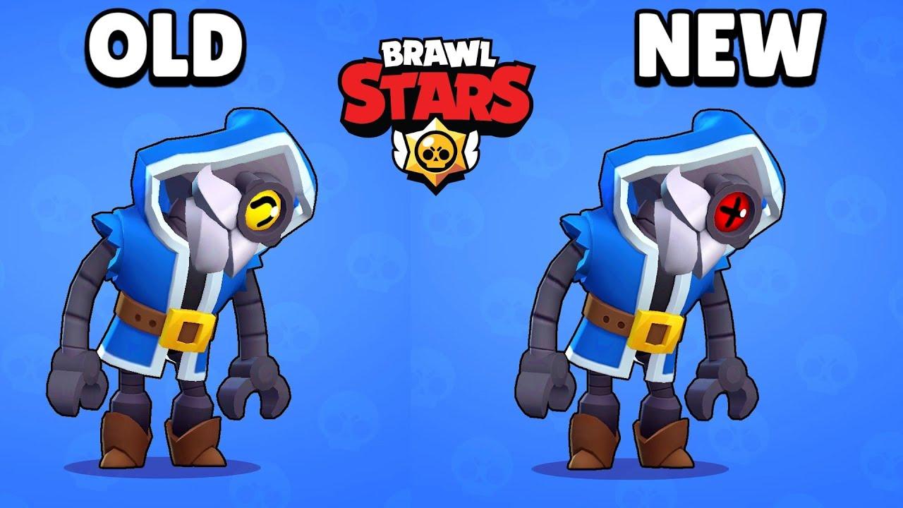 Brawl stars new update visual changes