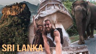 SRI LANKA TRAVEL GUIDE - Die schönsten Orte und Sehenswürdigkeiten für deine Backpacker Reise!
