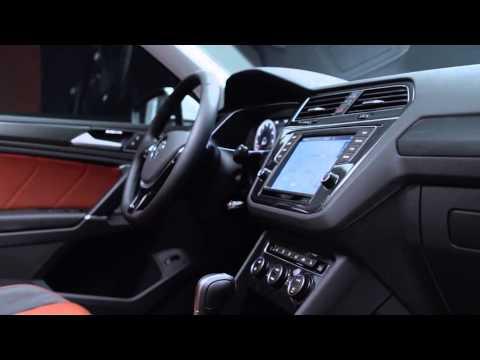 Watchon 2015 Volkswagen Tiguan R Line