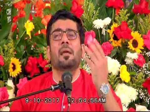 Mir Hasan Mir - Jab Khuda Ko Pukara Ali (a.s) Aa Gaye- 2017
