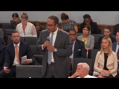 Texas Border Rep. Will Hurd urges for funding for local communities strained by humanitarian crisis