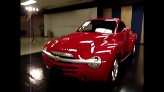 "2004 Chevrolet SSR ""Car? Truck? Convertible?"""
