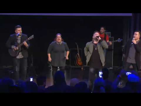 Es imposible Funky feat Ingrid Rosario, Julissa, Daniel Calveti, Jacobo Ramos.