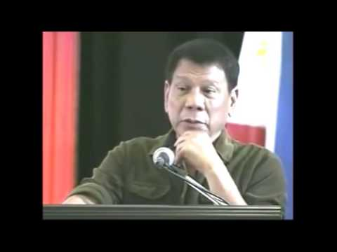Duterte: I won't go to war with China over Scarborough Shoal