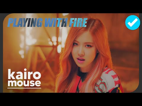 BLACKPINK - PLAYING WITH FIRE ◎ Jósema | Spanish Cover