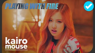 BLACKPINK - PLAYING WITH FIRE ◎ Jósema | Cover Español