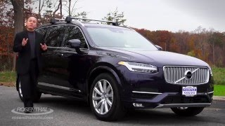 2016 Volvo XC90 Test Drive & Review
