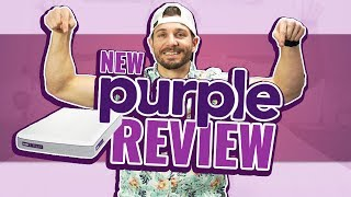 New Purple Mattress Reviews (2019 Updated)