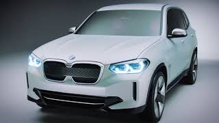 BMW iX3 - electric suv thumbnail