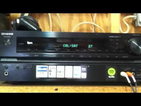 Onkyo TX-NR535 Network Receiver Review (Update w/sound!)