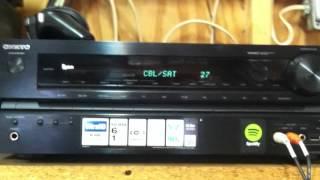 onkyo tx nr535 network receiver review update w sound