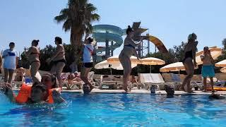 Клубный танец Bayar Garden Beach Hotel  2019