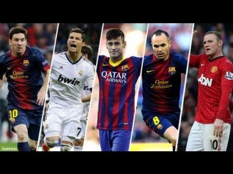 top footballers by Wealth